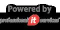 Professional IT Services webtárhely és honlapkészítés