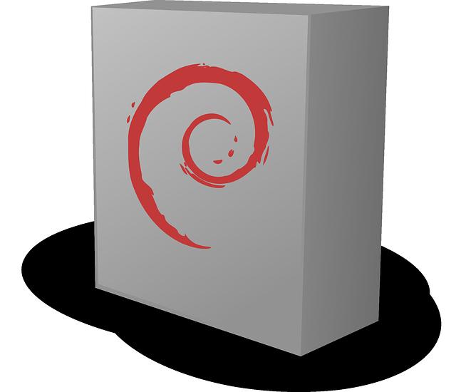 Debian preinstalled